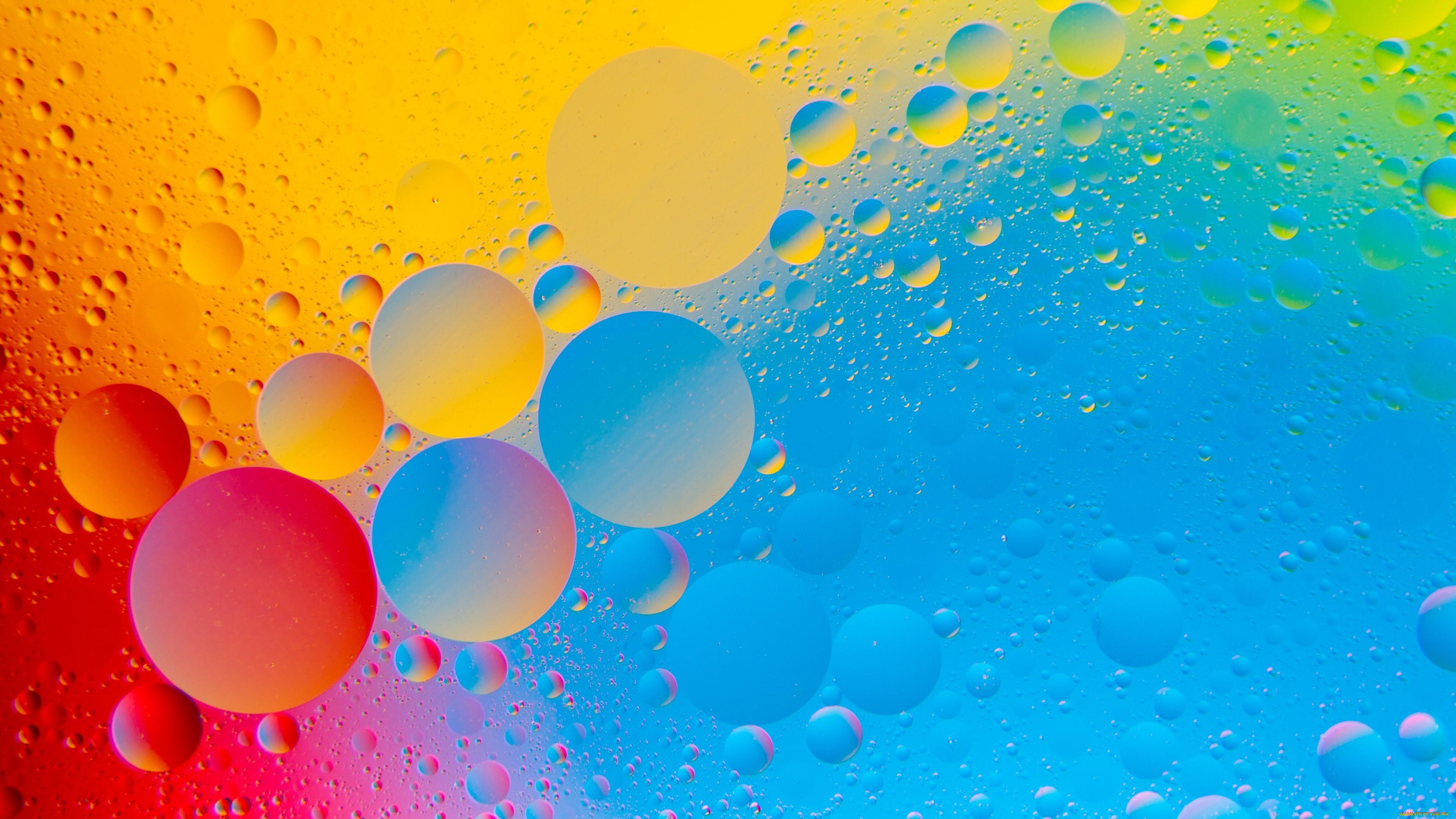картинки на рабочий стол водяные шарики очень важный